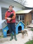 """Денка Ванева - представител на Фондация """"Мисия за защита на животните Phönix"""""""